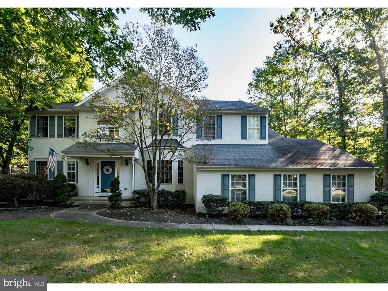Частный односемейный дом для того Продажа на 15 MEADOWBROOK Drive Shamong, Нью-Джерси 08088 Соединенные Штаты