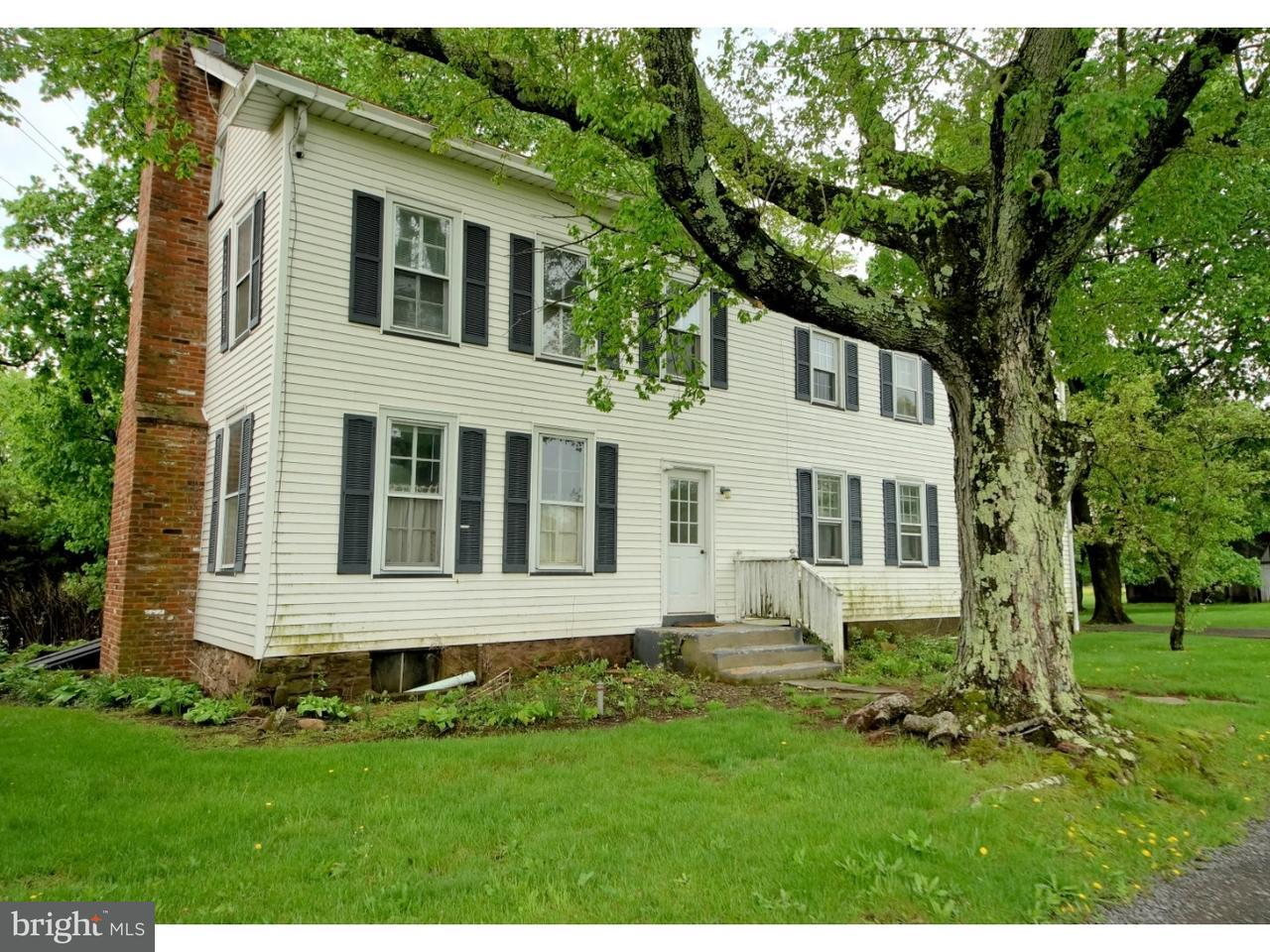 农场 为 销售 在 838 ROUTE 601 斯基尔曼, 新泽西州 08558 美国在/周边: Montgomery Township