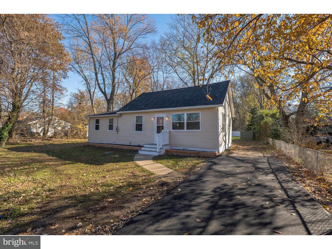 Single Family Home for Sale at 16 OREGON Avenue Mount Laurel, New Jersey 08054 United States