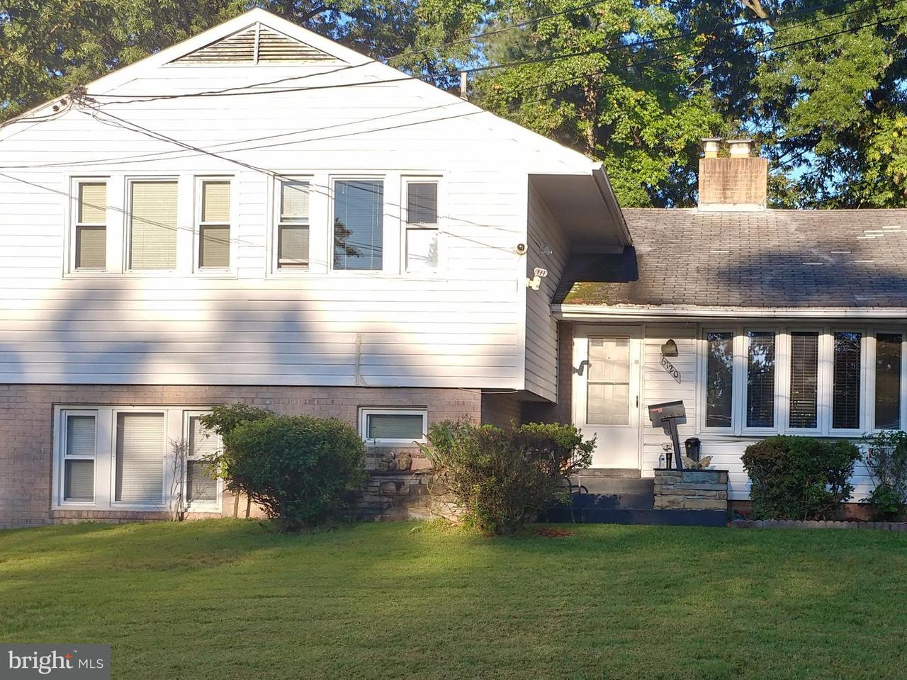 Single Family for Sale at 6120 85th Ave New Carrollton, Maryland 20784 United States
