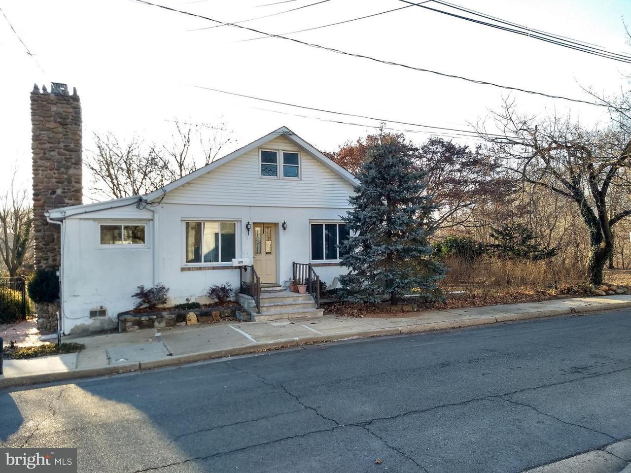 Casa Unifamiliar por un Alquiler en 518 OLIVER Street Bordentown, Nueva Jersey 08505 Estados Unidos