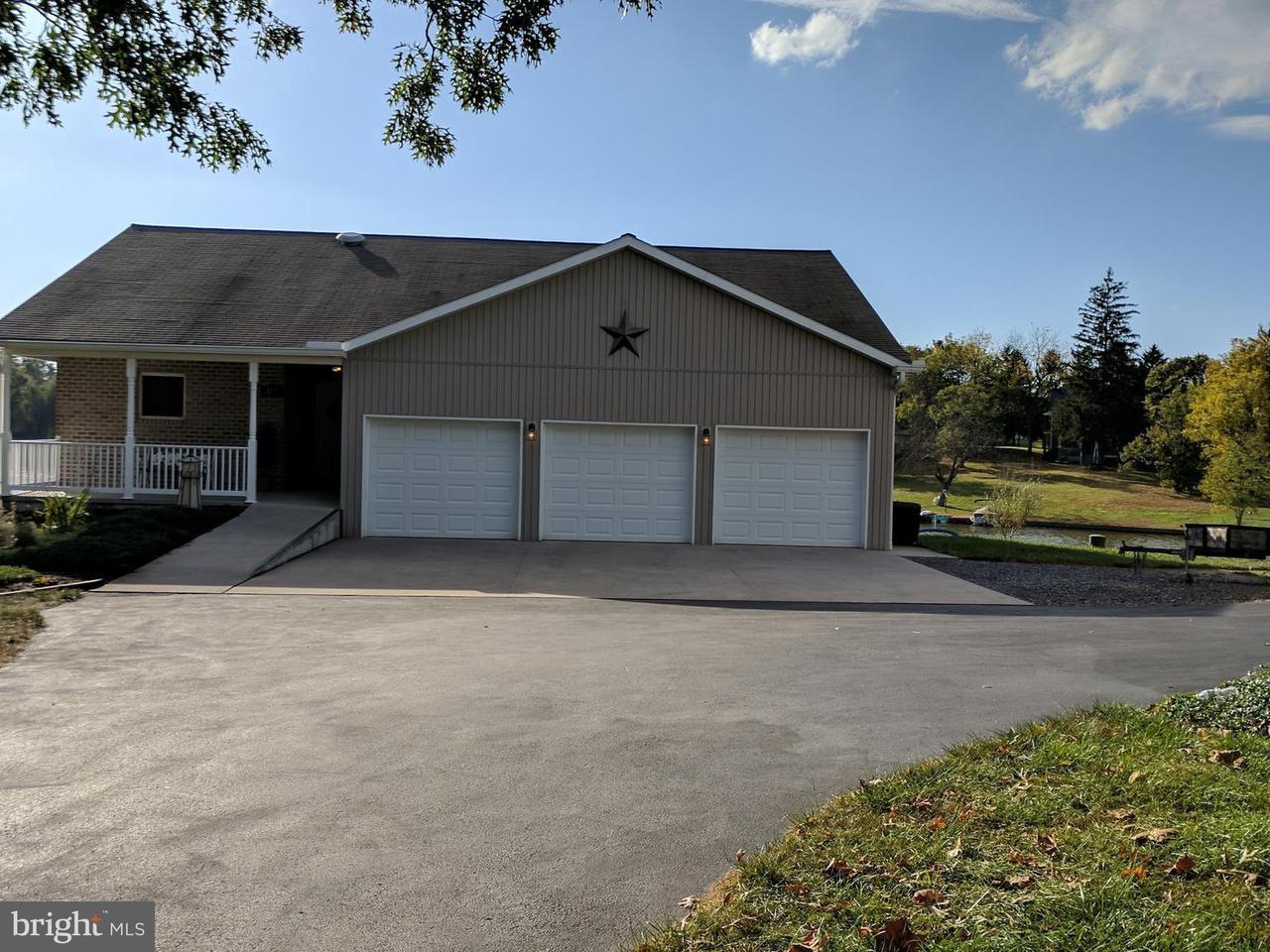 Casa Unifamiliar por un Venta en 487 HERITAGE Drive 487 HERITAGE Drive Gettysburg, Pennsylvania 17325 Estados Unidos