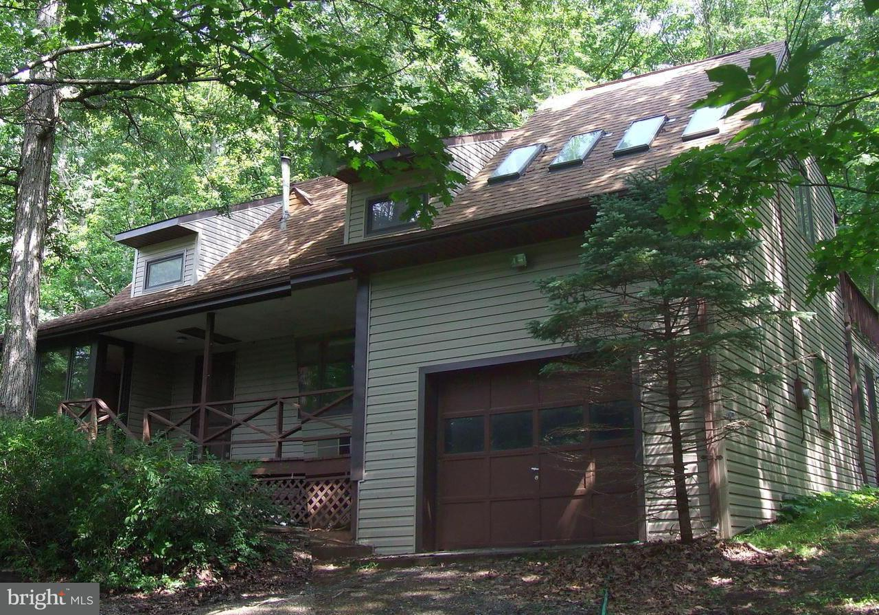 Single Family for Sale at 497 Madie Streets Rd Slanesville, West Virginia 25444 United States