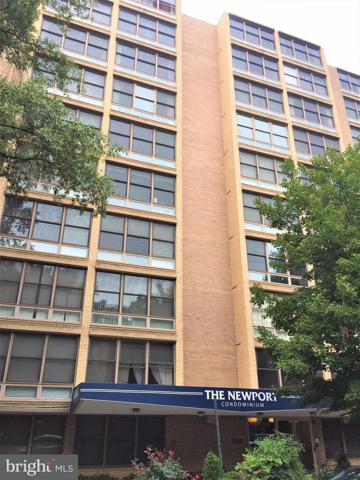 Condominium for Rent at 1260 21st St NW #806 Washington, District Of Columbia 20036 United States