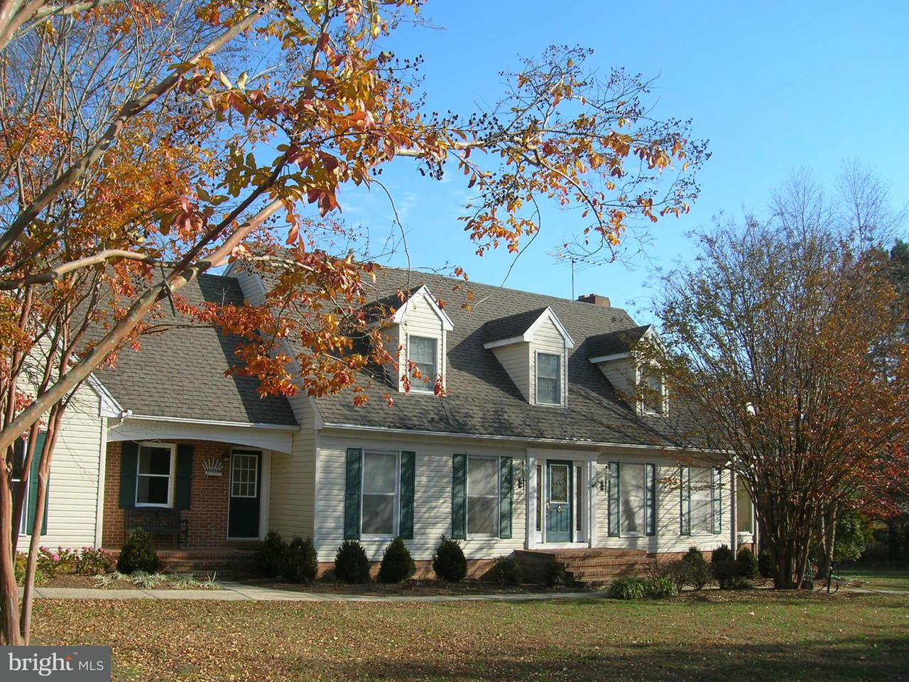 Single Family Home for Sale at 8779 QUAILSAR Road 8779 QUAILSAR Road Easton, Maryland 21601 United States