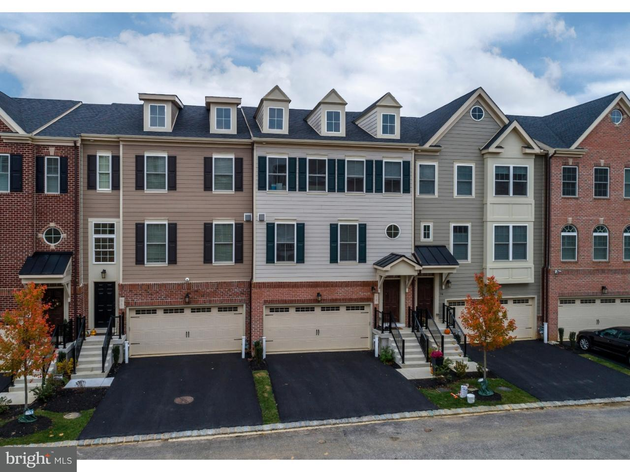 Townhouse for Sale at 562 CHESTERBROOK BLVD Wayne, Pennsylvania 19087 United States