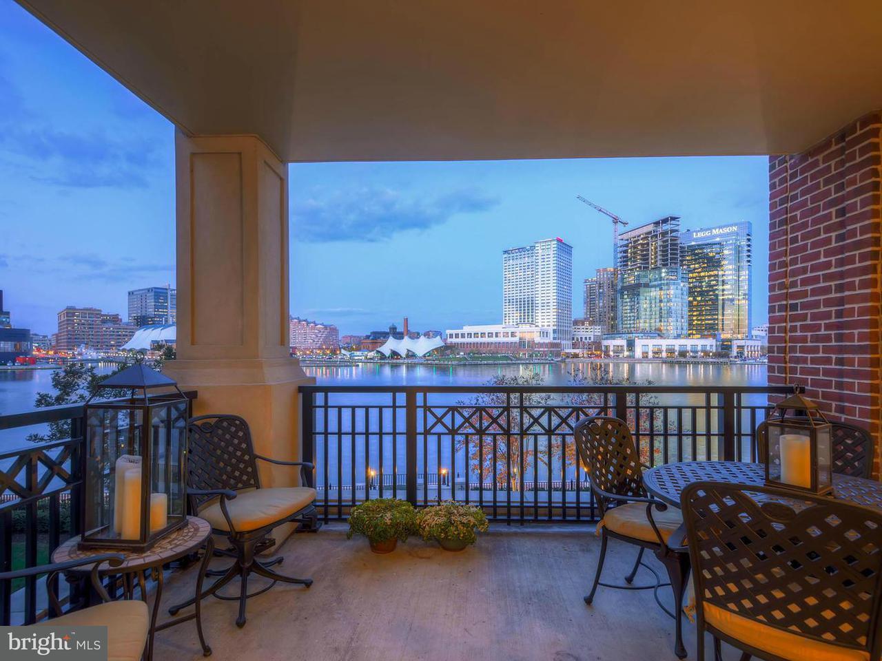 Einfamilienhaus für Verkauf beim 801 KEY HWY #320 801 KEY HWY #320 Baltimore, Maryland 21230 Vereinigte Staaten