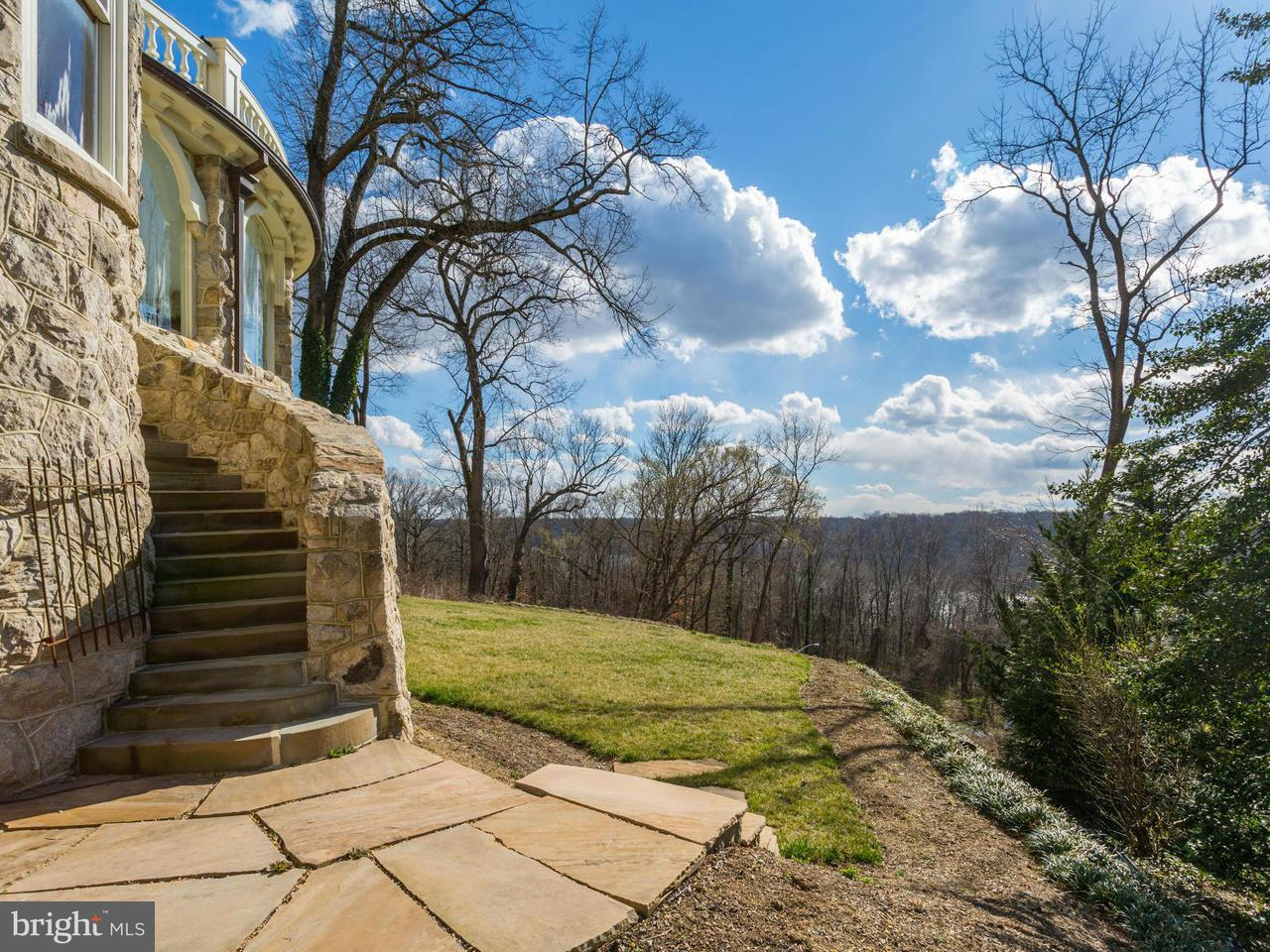 Photo of home for sale at 5415 Mohican Road, Bethesda MD