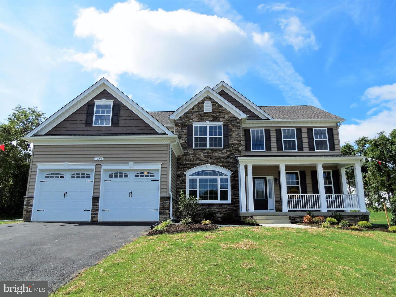 独户住宅 为 销售 在 1780 PERSPECTIVE Place 1780 PERSPECTIVE Place Owings, 马里兰州 20736 美国