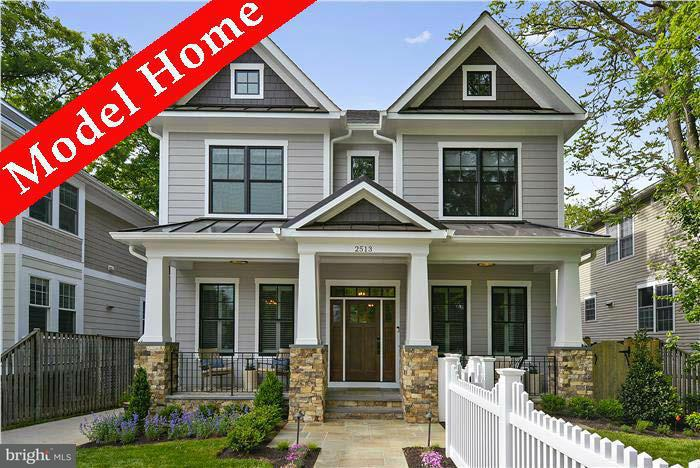 Single Family Home for Sale at 608 VERMONT Street 608 VERMONT Street Arlington, Virginia 22203 United States