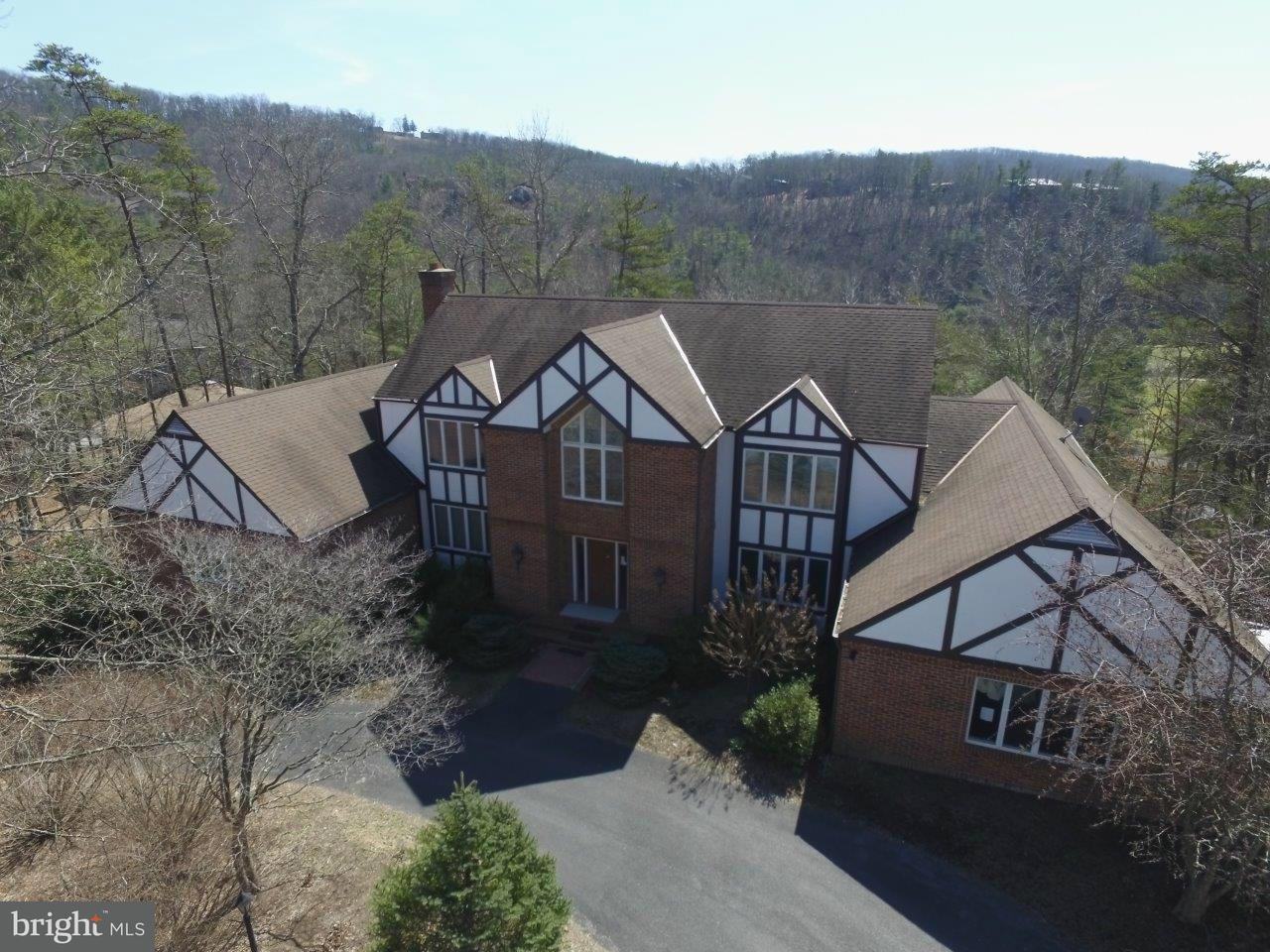 Частный односемейный дом для того Продажа на 604 NICKLAUS Drive 604 NICKLAUS Drive Basye, Виргиния 22810 Соединенные Штаты