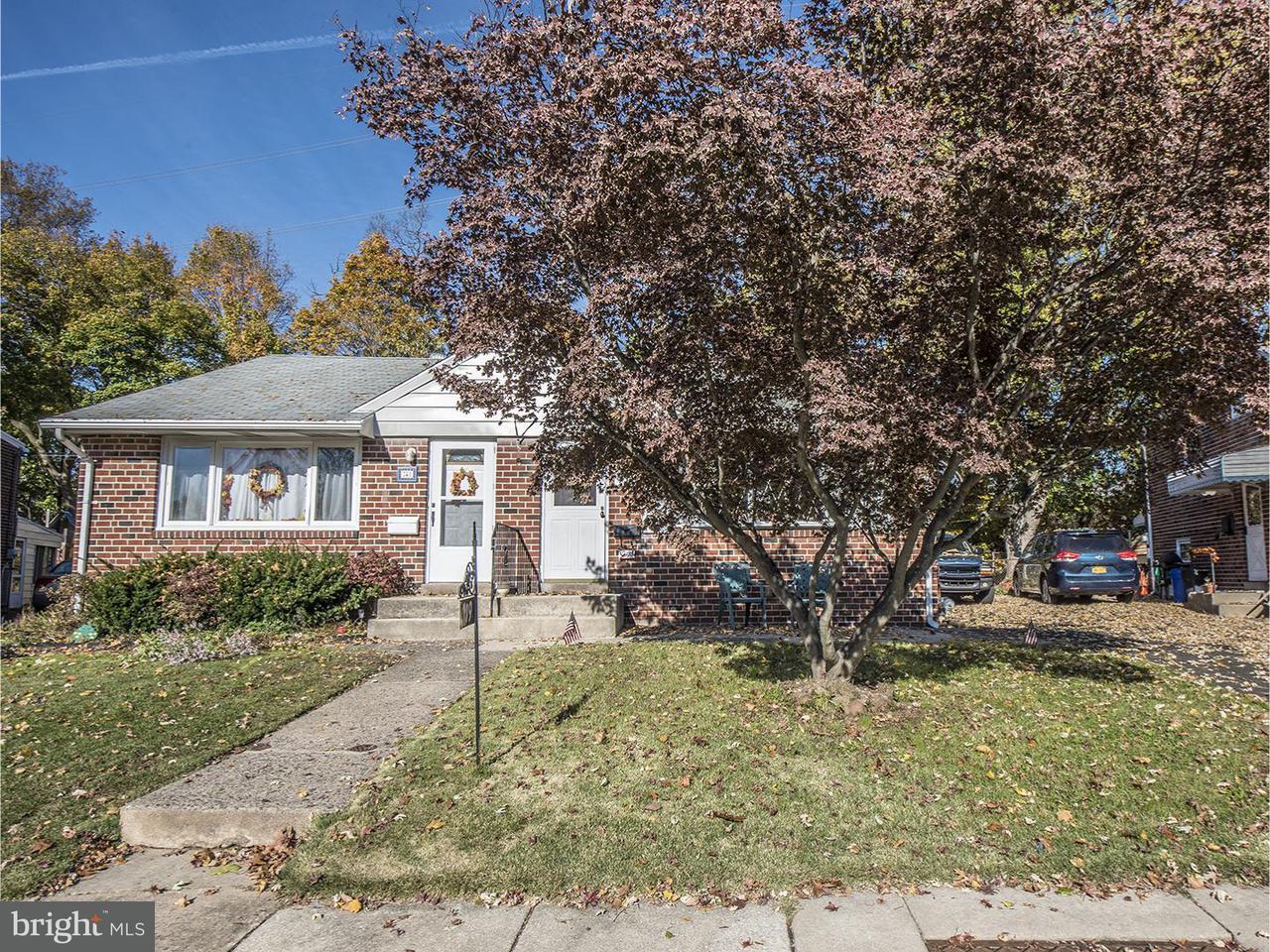 联栋屋 为 销售 在 739 17TH Avenue Prospect Park, 宾夕法尼亚州 19076 美国
