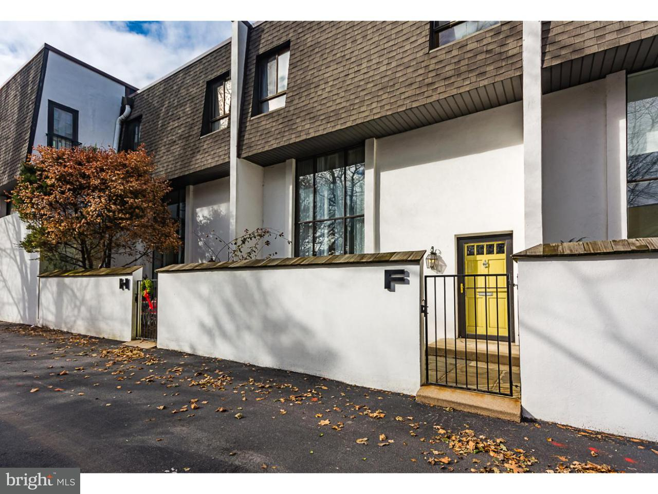 Townhouse for Rent at 250 W MONTGOMERY AVE #F Haverford, Pennsylvania 19041 United States