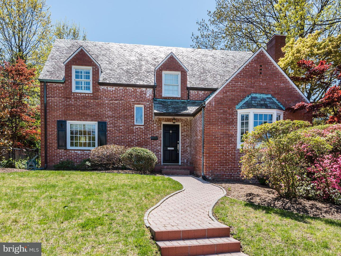 Single Family for Sale at 4712 Windom Pl NW Washington, District Of Columbia 20016 United States