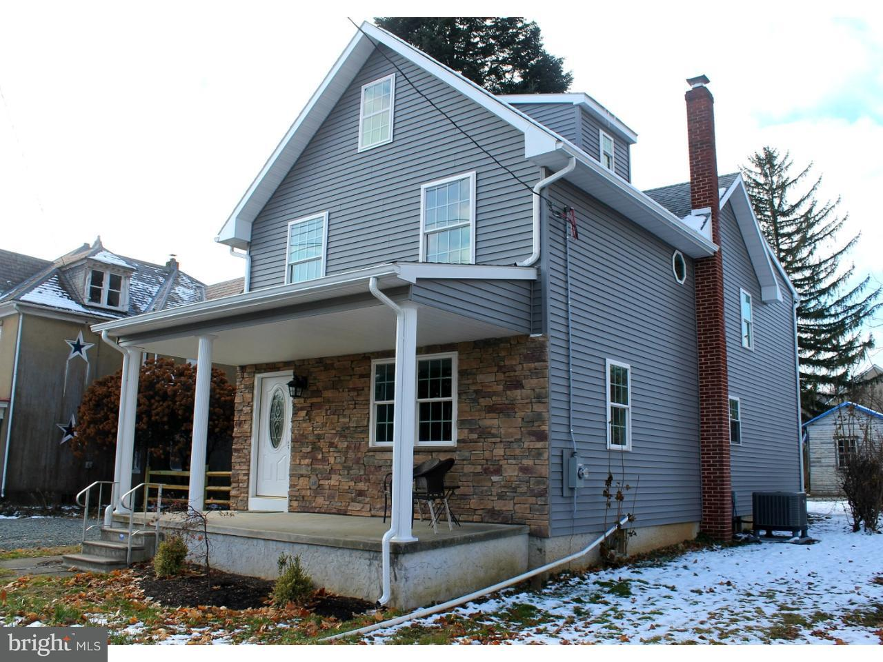Single Family Home for Sale at 427 MAIN Street Bally, Pennsylvania 19503 United States