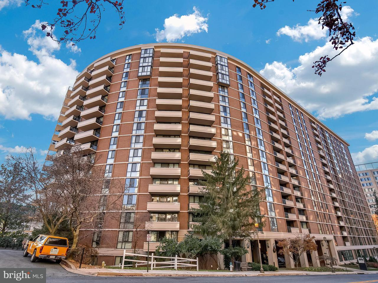 Condominium for Sale at 4620 Park Ave #603e Chevy Chase, Maryland 20815 United States