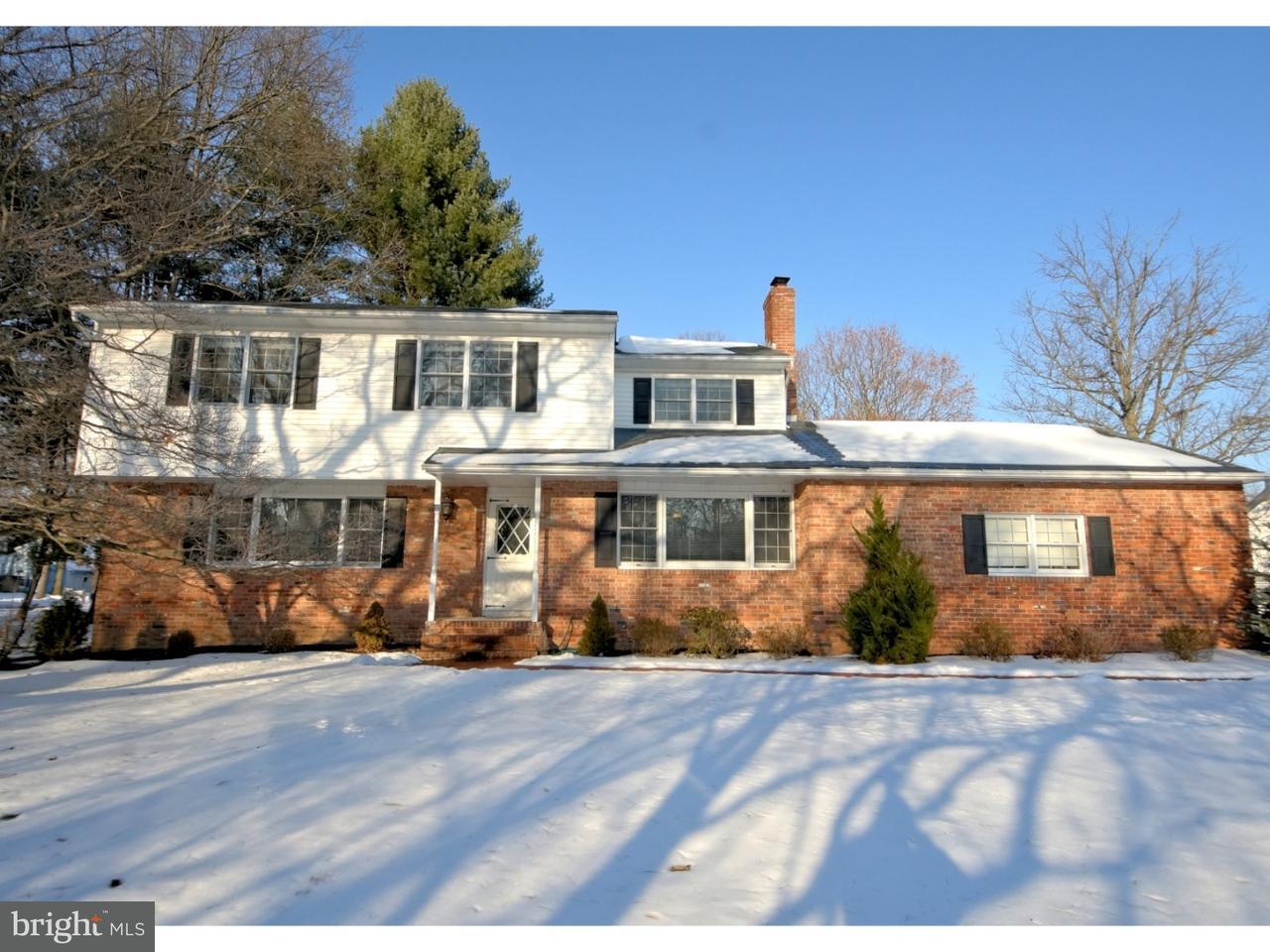 Частный односемейный дом для того Продажа на 12 BERKSHIRE Drive Princeton Junction, Нью-Джерси 08550 Соединенные ШтатыВ/Около: West Windsor Twp