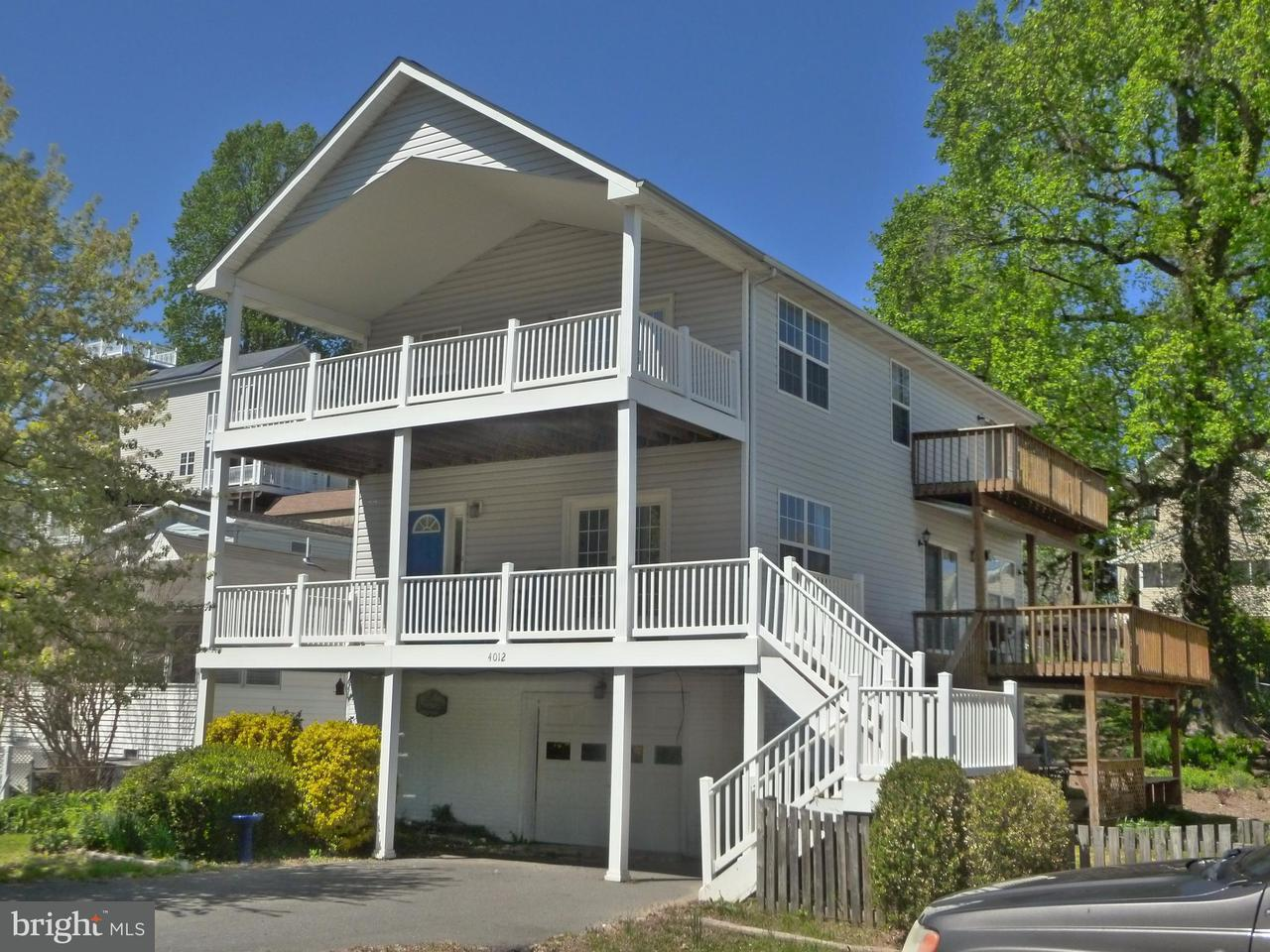 Other Residential for Rent at 4012 14th St Chesapeake Beach, Maryland 20732 United States