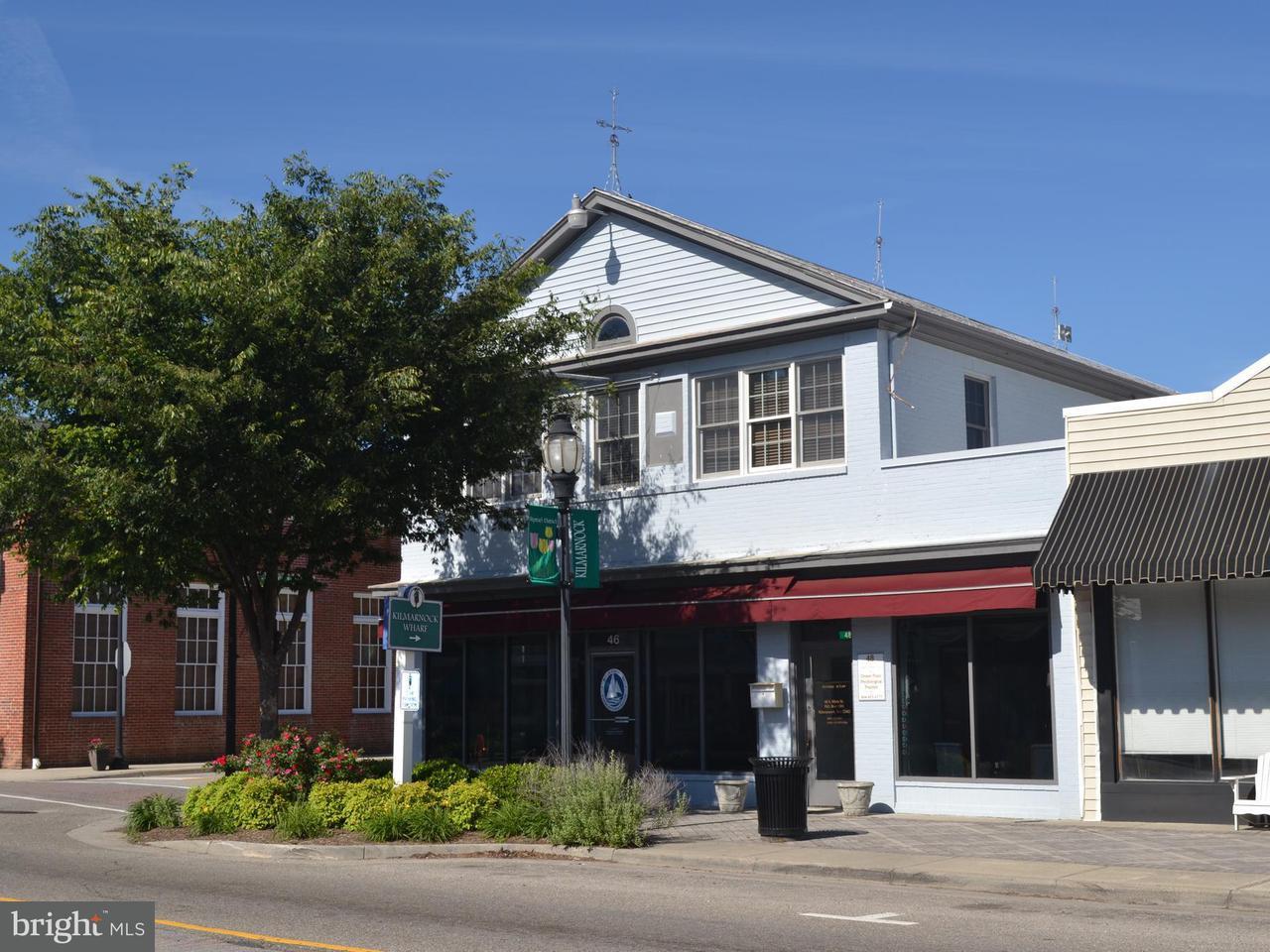 komerziell für Verkauf beim 48 S. MAIN STREET 48 S. MAIN STREET Kilmarnock, Virginia 22482 Vereinigte Staaten