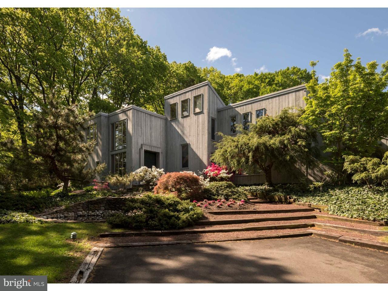 Частный односемейный дом для того Продажа на 1531 RYDAL Road Rydal, Пенсильвания 19046 Соединенные Штаты