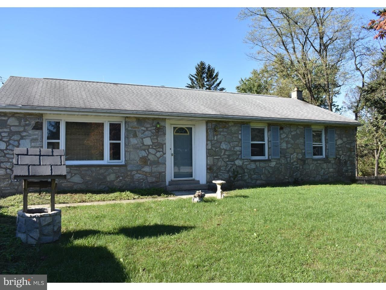 Single Family Home for Sale at 603 GAP NEWPORT PIKE Atglen, Pennsylvania 19310 United States