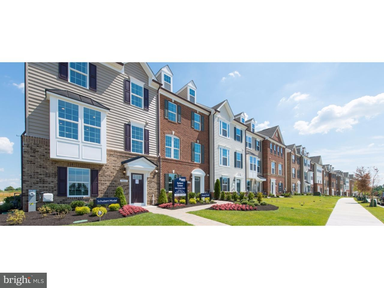 Maison accolée pour l Vente à 2019 STARGAZERS Road Romansville, Pennsylvanie 19320 États-Unis