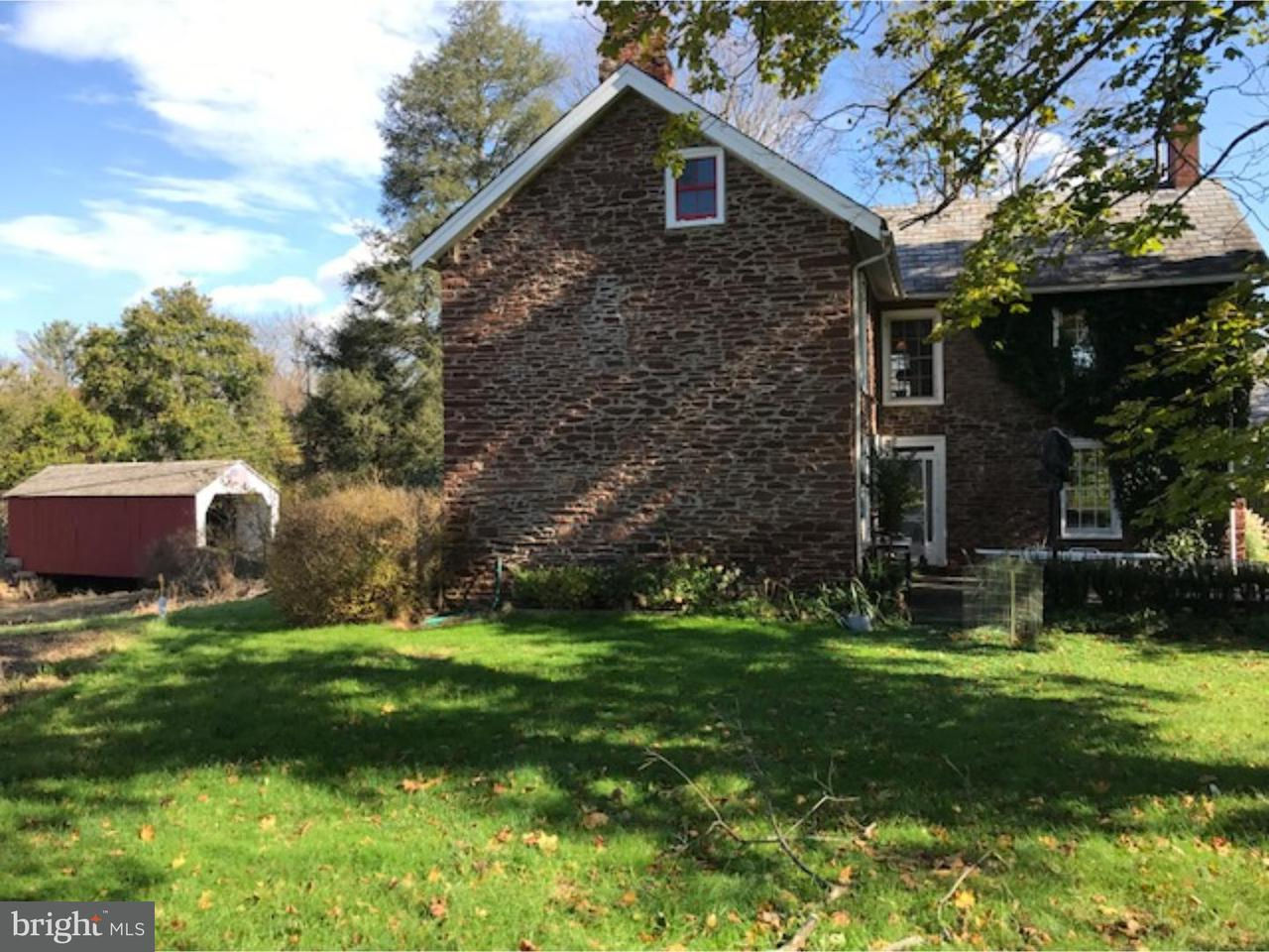 Single Family Home for Sale at 85 GEIGEL HILL Road Erwinna, Pennsylvania 18920 United States