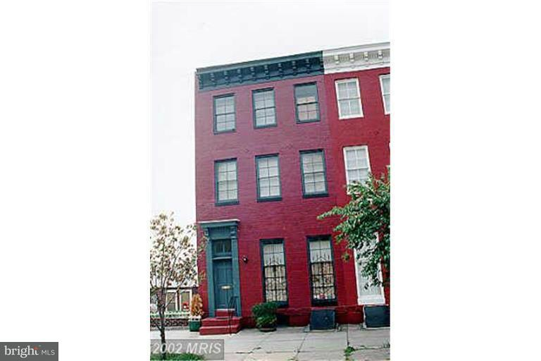 Other Residential for Sale at 1307 Hollins St Baltimore, Maryland 21223 United States