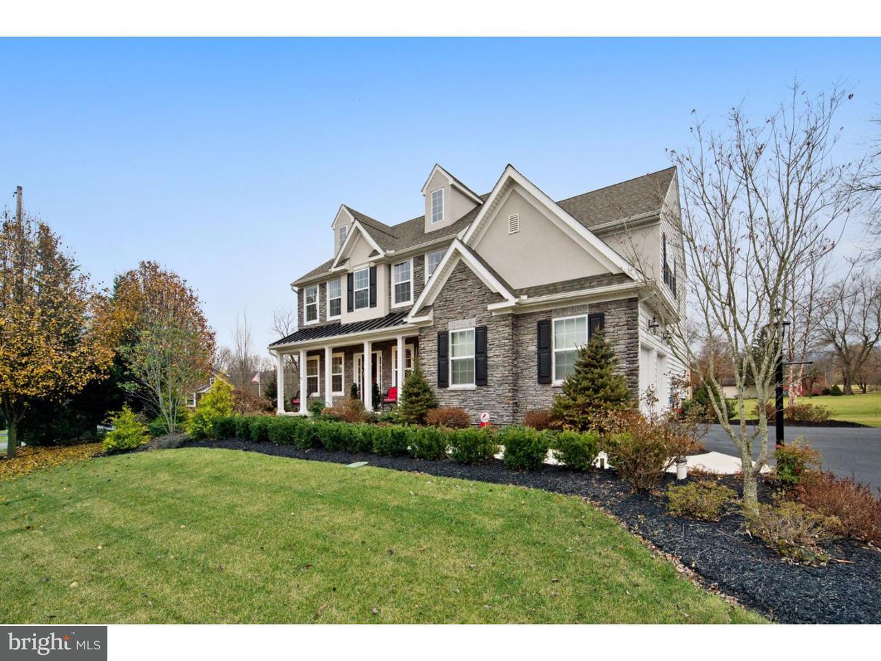 Частный односемейный дом для того Продажа на 1 FURLONG Road Douglassville, Пенсильвания 19518 Соединенные ШтатыВ/Около: Union Township