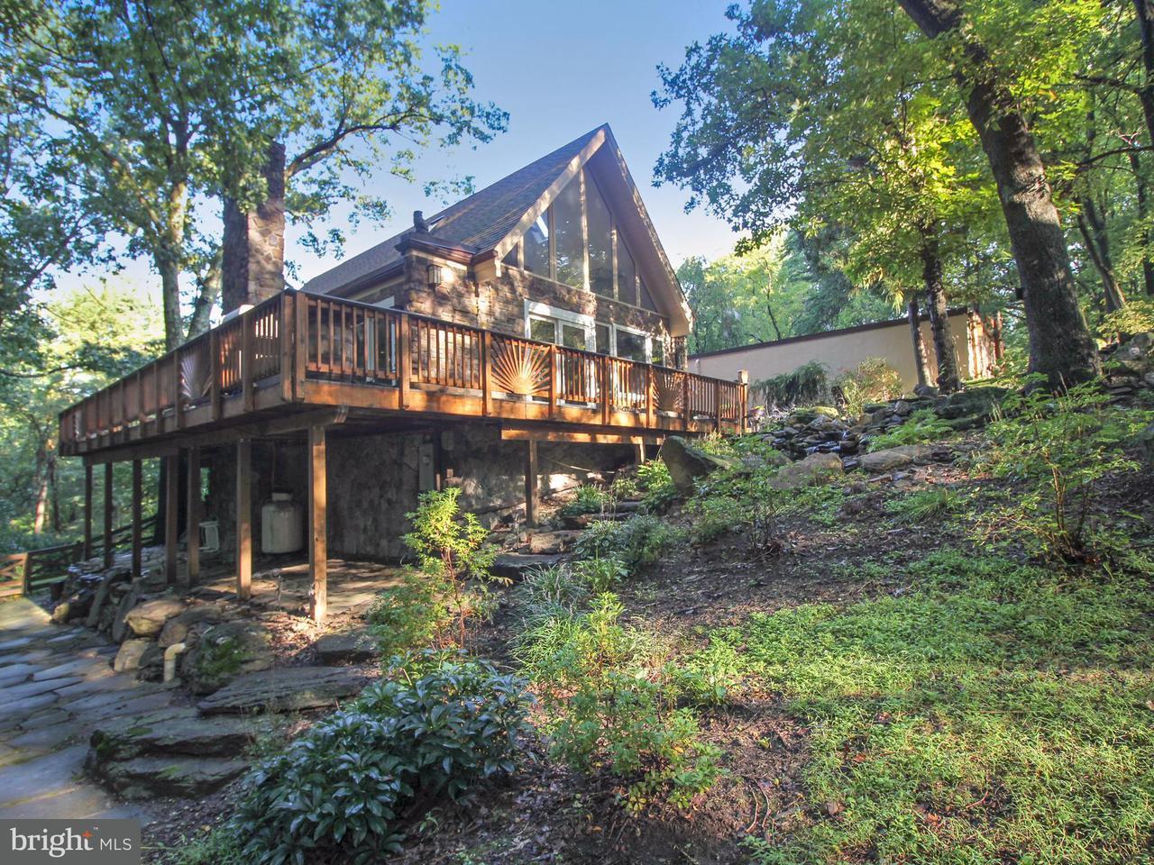 Частный односемейный дом для того Продажа на 7621 STEWART HILL Road 7621 STEWART HILL Road Adamstown, Мэриленд 21710 Соединенные Штаты