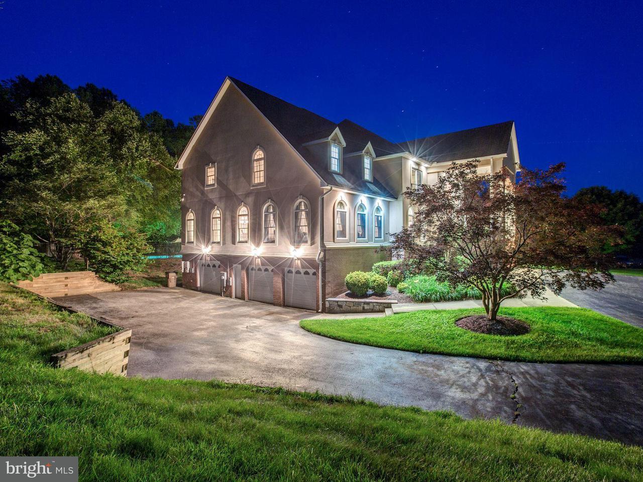 独户住宅 为 销售 在 11000 BROOKES RESERVE Road 11000 BROOKES RESERVE Road 上马尔伯勒, 马里兰州 20772 美国