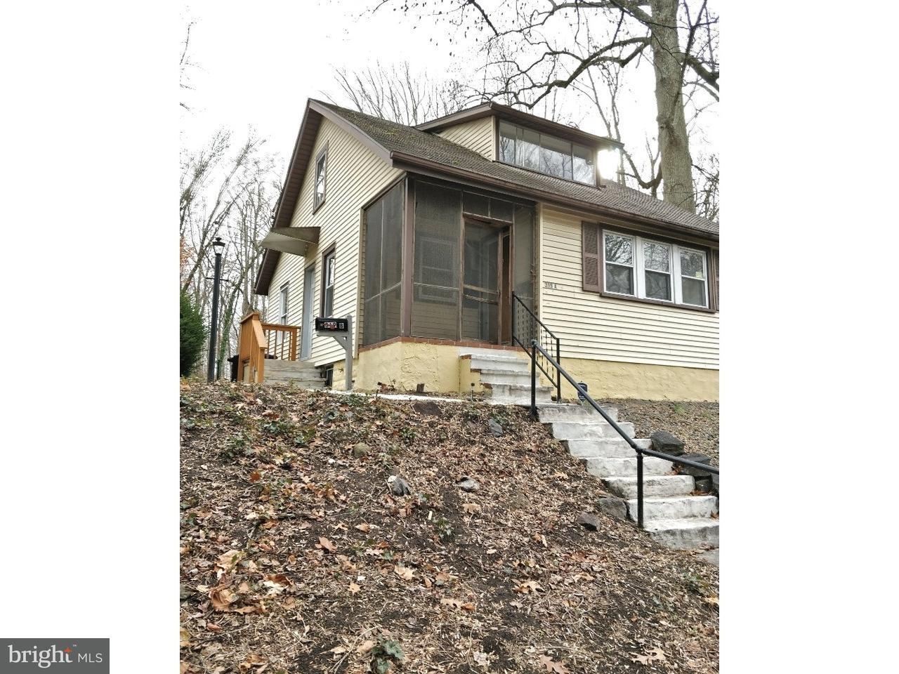 复式单位 为 出租 在 319 W PARK AVE #2 Lindenwold, 新泽西州 08021 美国