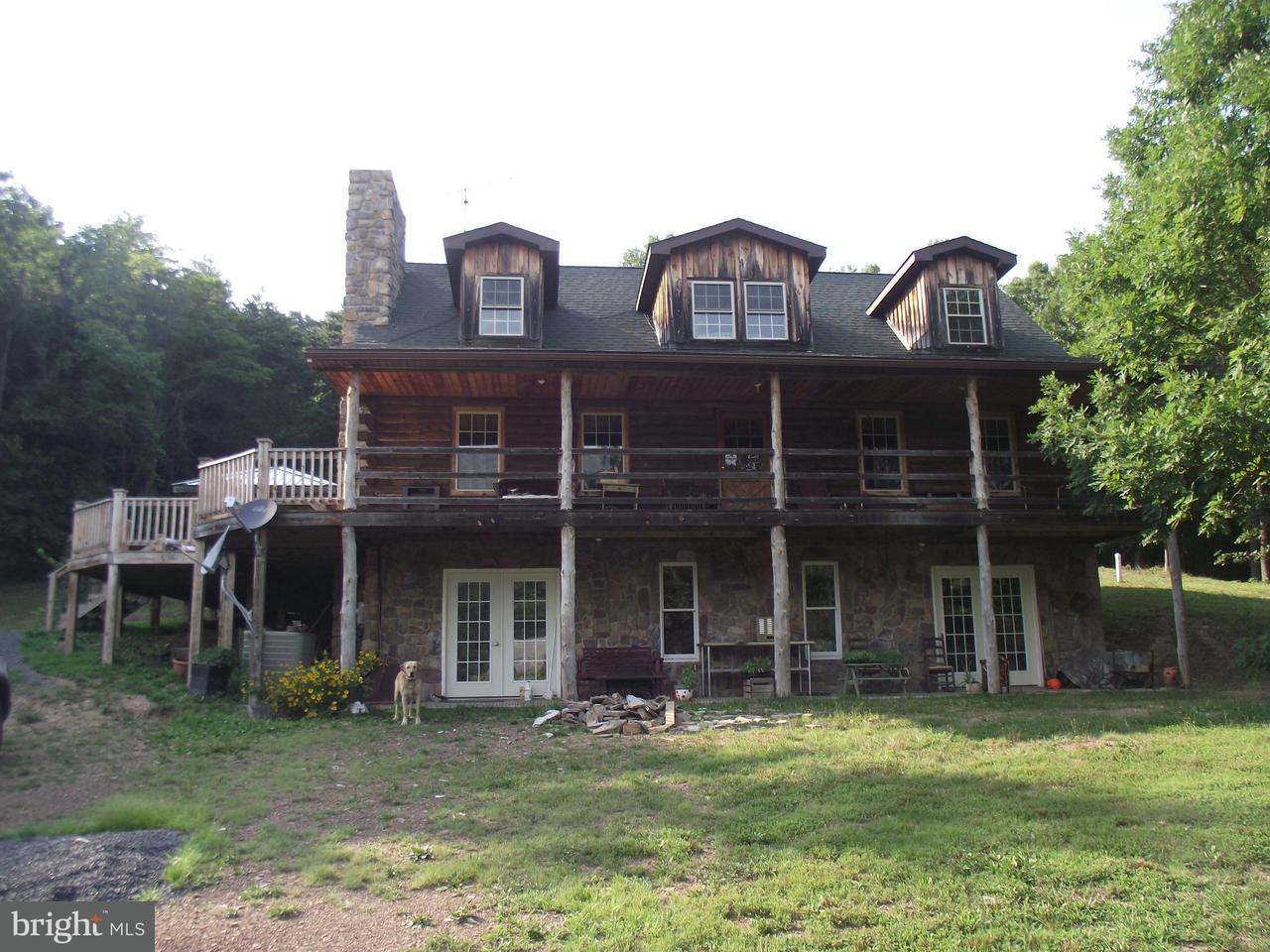 Single Family for Sale at 6021 Old Martinsburg Grade Rd Augusta, West Virginia 26704 United States