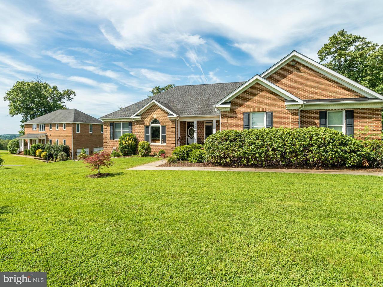 Maison unifamiliale pour l Vente à 109 ARRINGTON MOUNTAIN Road 109 ARRINGTON MOUNTAIN Road Haywood, Virginia 22722 États-Unis