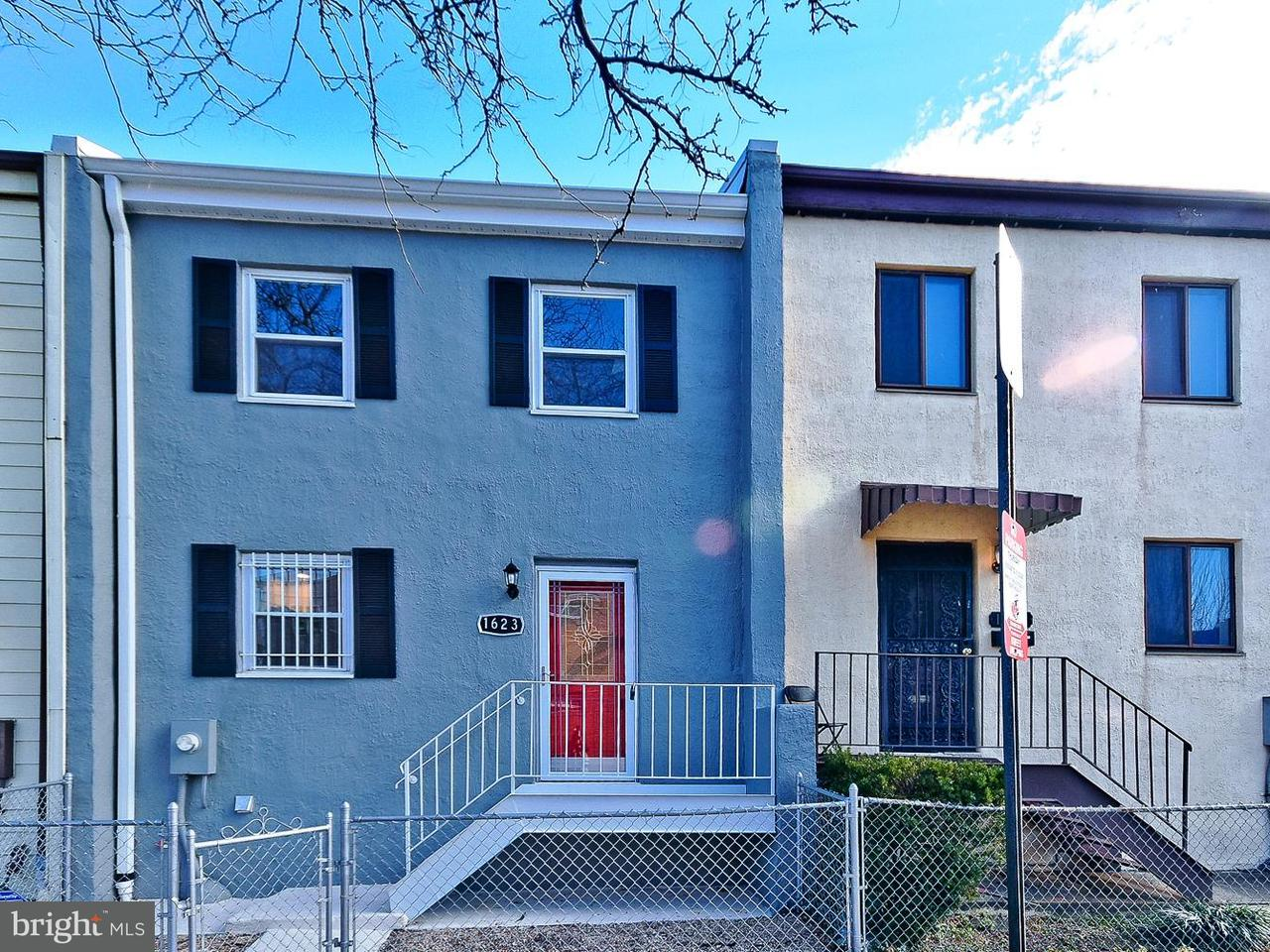 Townhouse for Sale at 1623 11TH PL NE 1623 11TH PL NE Washington, District Of Columbia 20002 United States