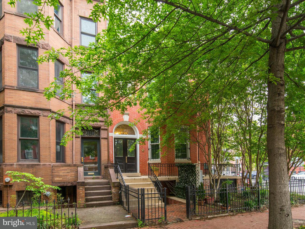 Other Residential for Rent at 1101 P St NW Washington, District Of Columbia 20005 United States