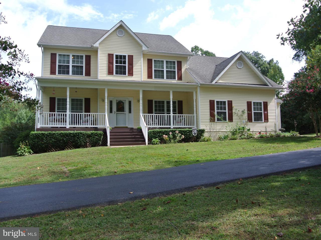 Частный односемейный дом для того Продажа на 6890 BARNEY Drive 6890 BARNEY Drive Hughesville, Мэриленд 20637 Соединенные Штаты