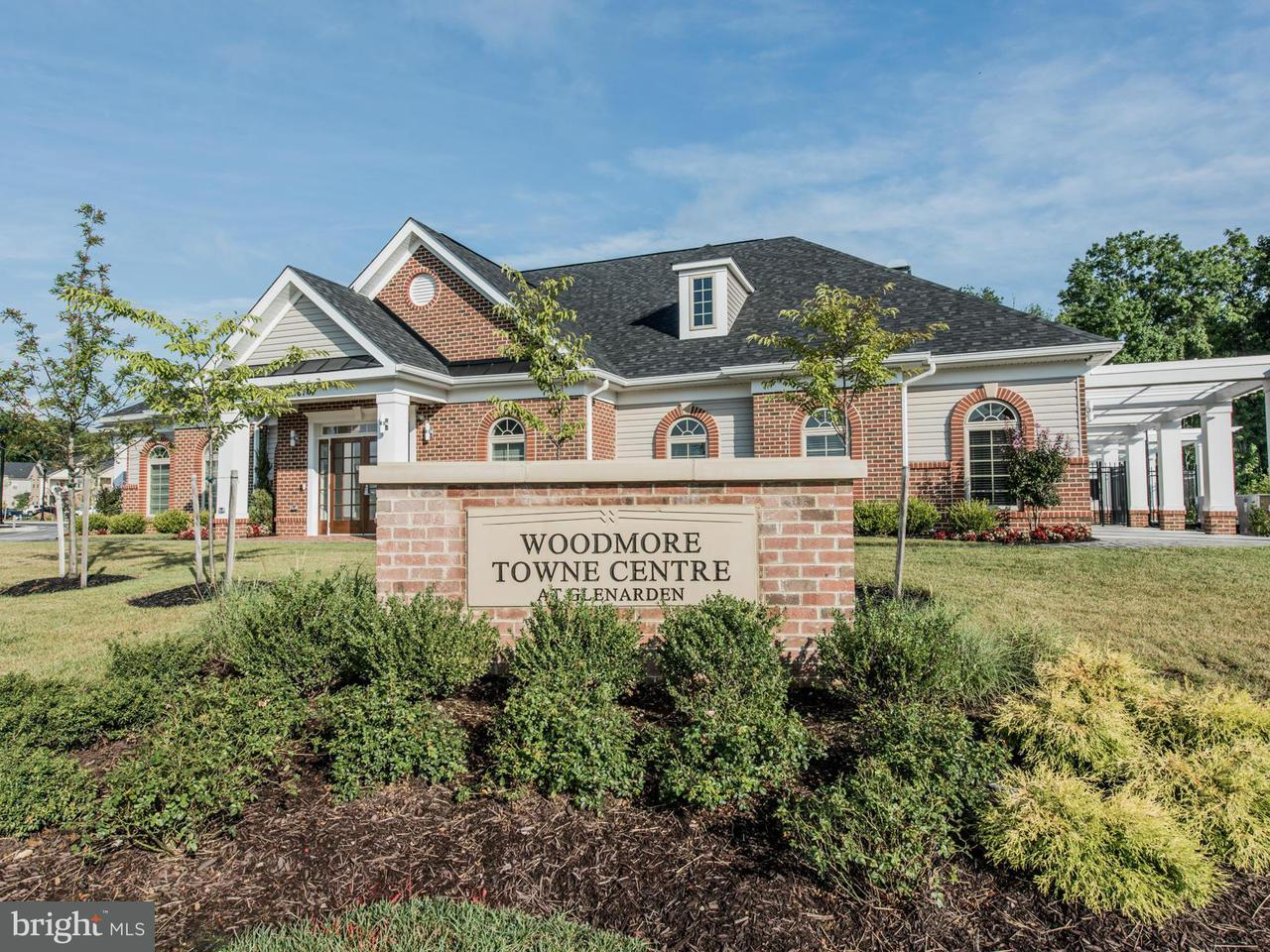 Частный односемейный дом для того Продажа на 2400 ST. NICHOLAS WAY 2400 ST. NICHOLAS WAY Glenarden, Мэриленд 20706 Соединенные Штаты