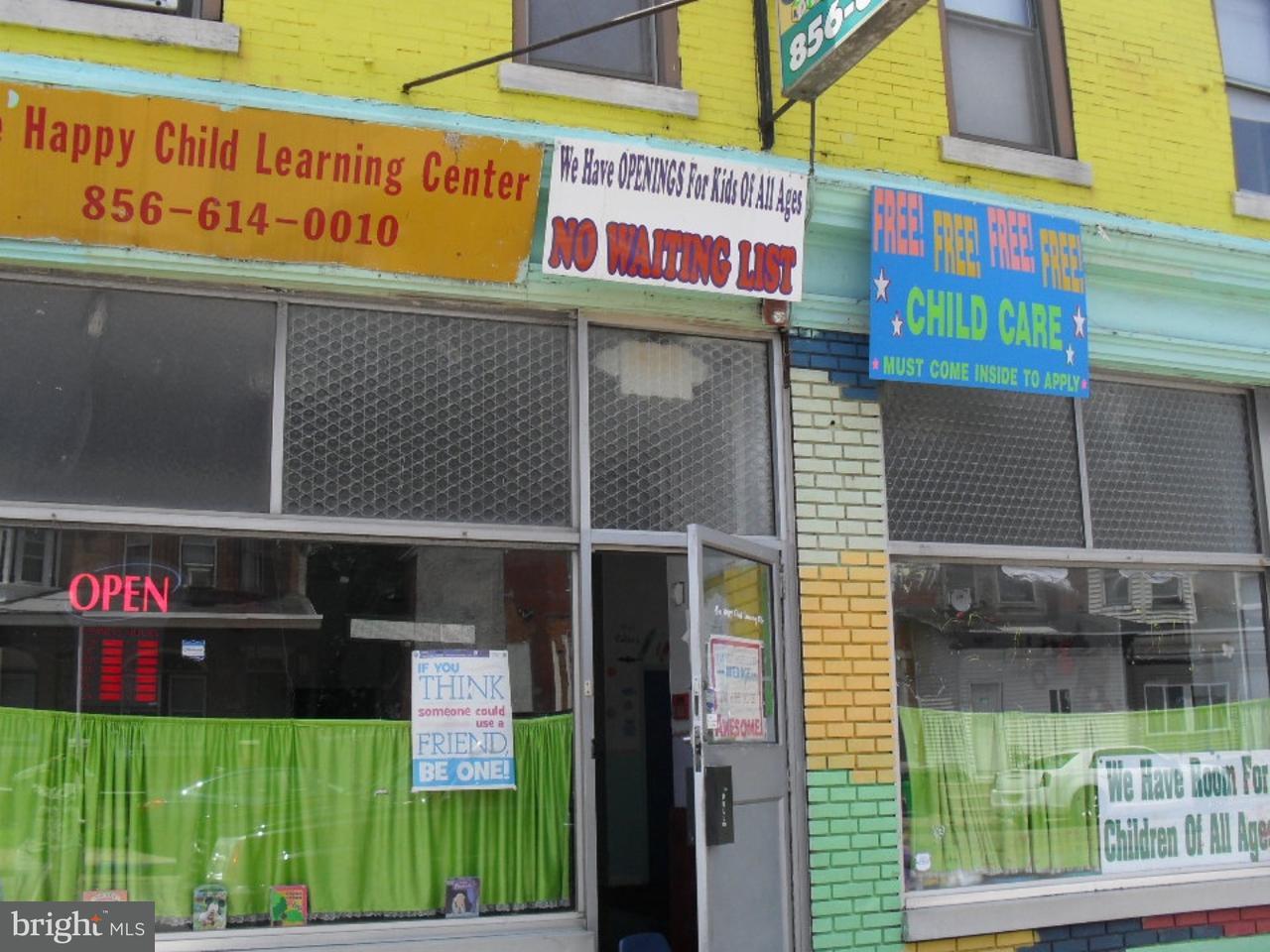 Частный односемейный дом для того Продажа на 1051 HADDON Avenue Camden, Нью-Джерси 08103 Соединенные Штаты