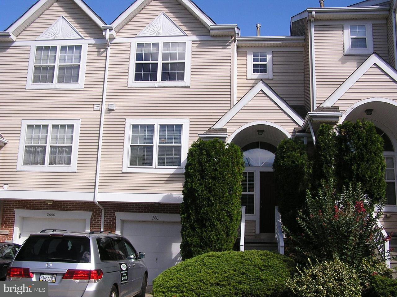 Townhouse for Rent at 2601 HARVARD Drive North Wales, Pennsylvania 19454 United States
