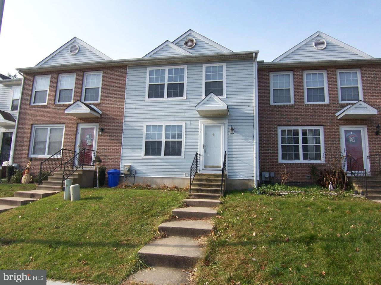 Other Residential for Rent at 131 Mahogany Dr North East, Maryland 21901 United States
