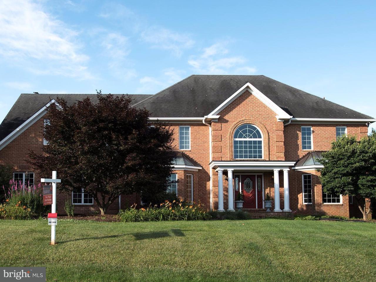 Casa Unifamiliar por un Venta en 20331 AYOUB Lane 20331 AYOUB Lane Hagerstown, Maryland 21742 Estados Unidos