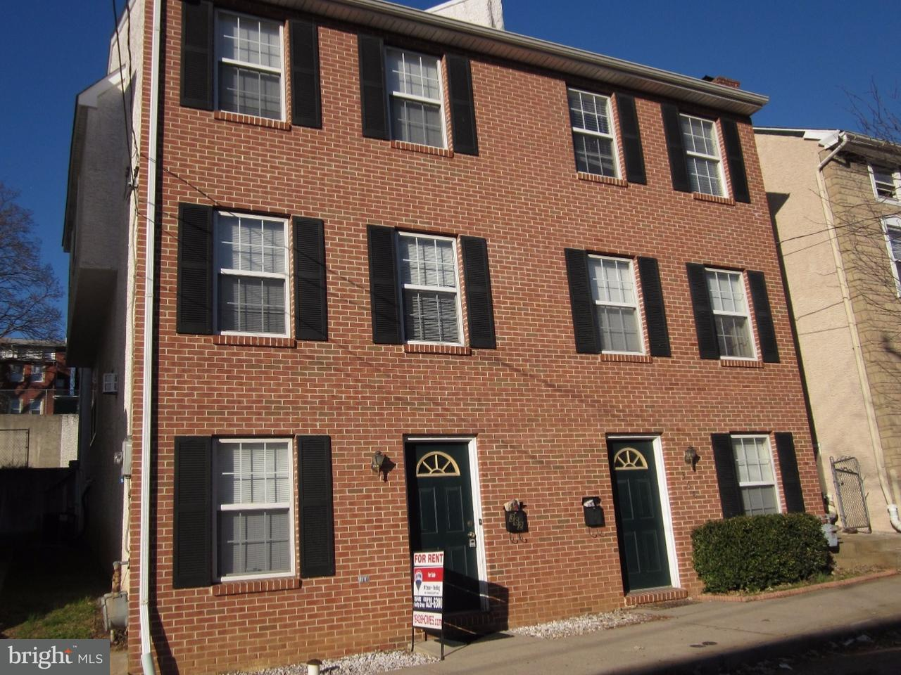Townhouse for Rent at 362 E HECTOR Street Conshohocken, Pennsylvania 19428 United States