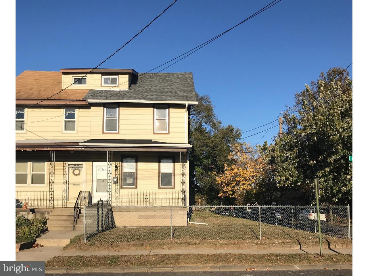 Maison accolée pour l à louer à 838 E BROWN Street Gloucester City, New Jersey 08030 États-Unis