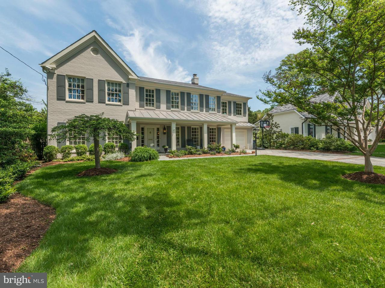 Single Family Home for Sale at 2206 Windsor Road 2206 Windsor Road Alexandria, Virginia 22307 United States