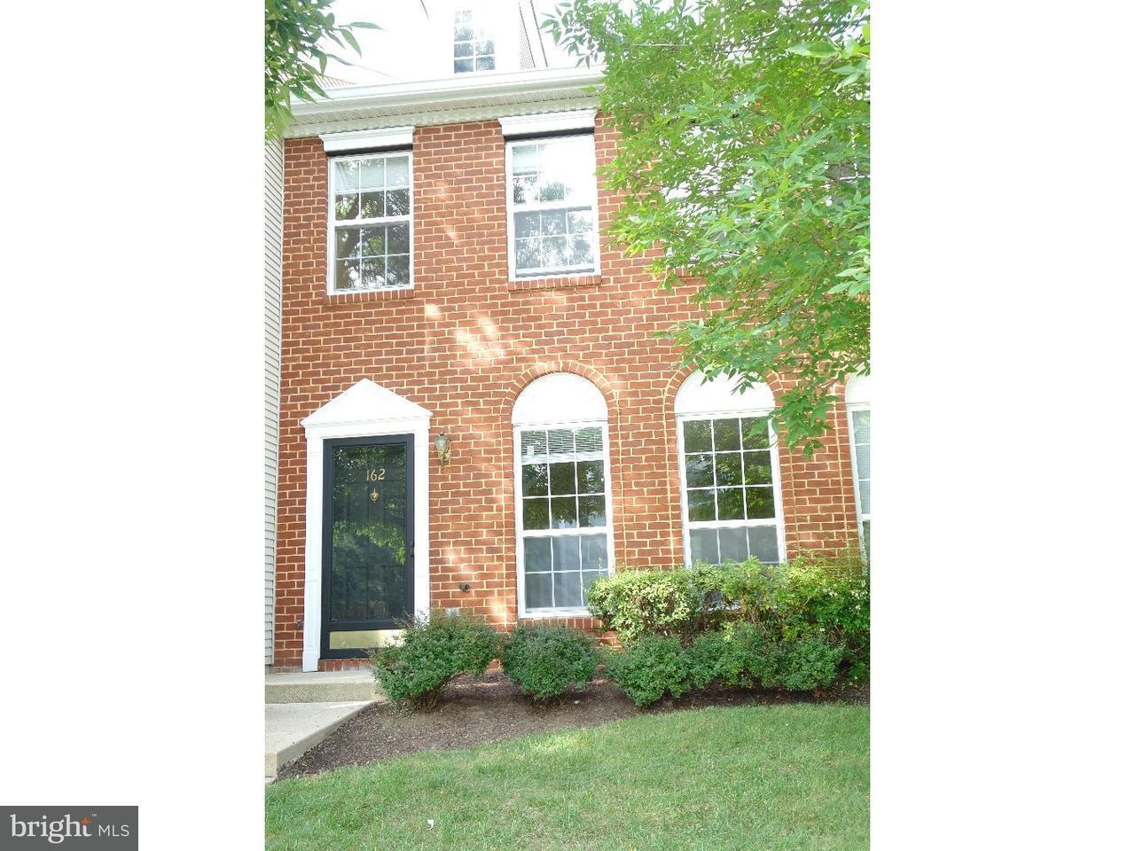 Condominium for Sale at 162 SHREWSBURY Court Pennington, New Jersey 08534 United StatesMunicipality: Hopewell Township