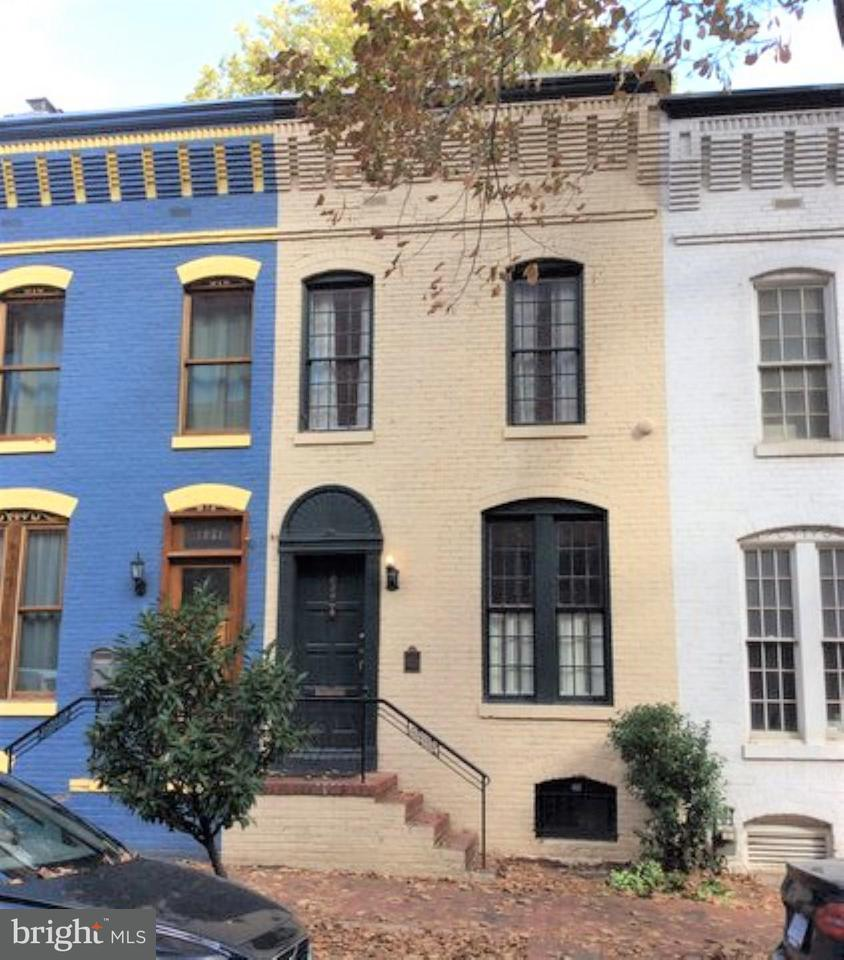 Other Residential for Rent at 1029 30th St NW Washington, District Of Columbia 20007 United States