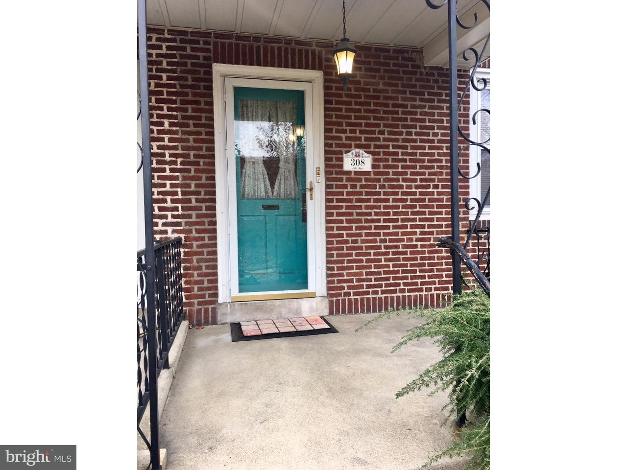 Maison accolée pour l Vente à 308 S 3RD Avenue West Reading, Pennsylvanie 19611 États-Unis