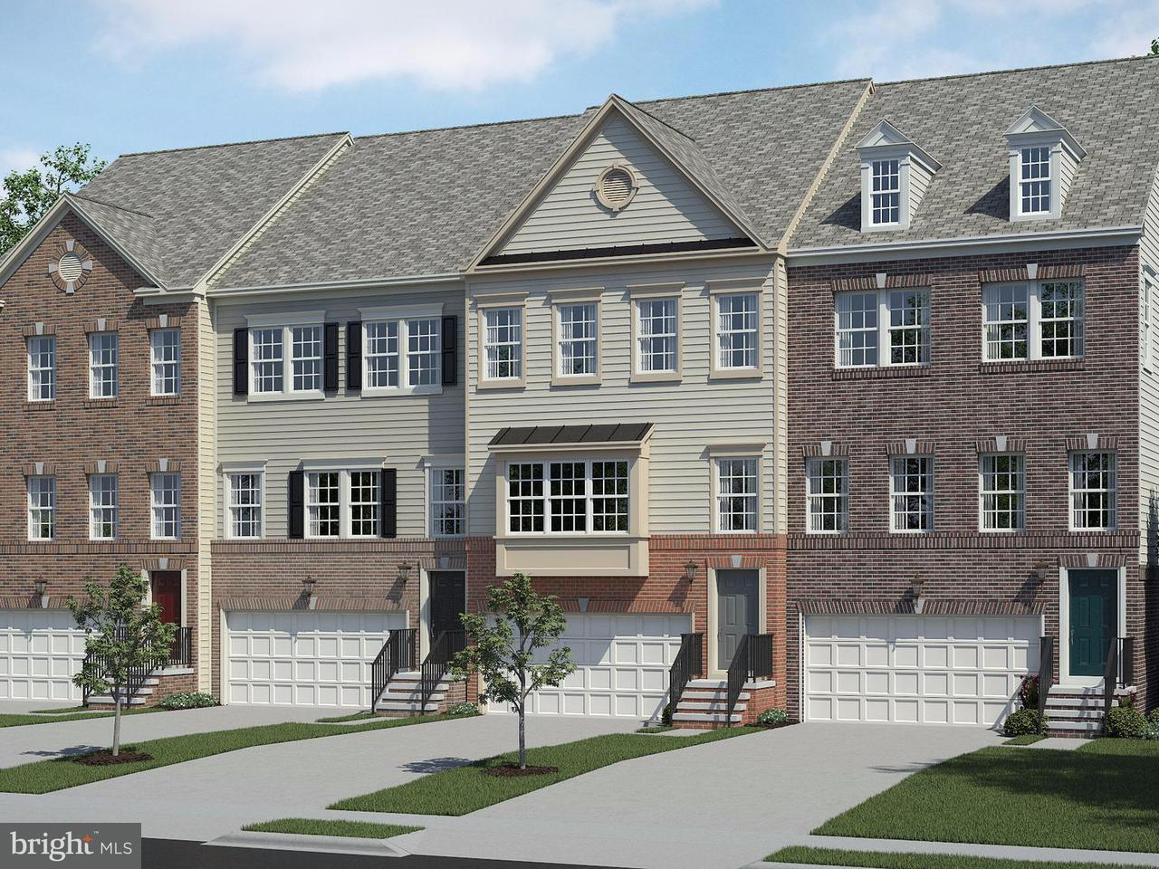 Townhouse for Sale at RED CLOVER Road RED CLOVER Road Gambrills, Maryland 21054 United States