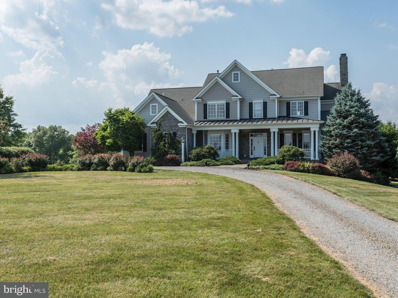 Single Family Home for Sale at 14777 CLOVER HILL Road 14777 CLOVER HILL Road Waterford, Virginia 20197 United States
